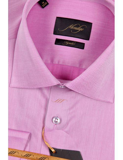 Mondigo | Мужское Розовый 58000963 Сорочка