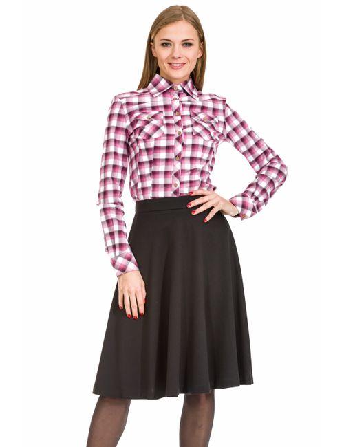 Mondigo | Женская Розовая Рубашка 5342