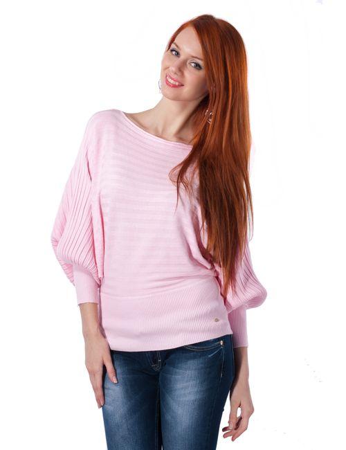 Mondigo | Женский Розовый Джемпер 9422