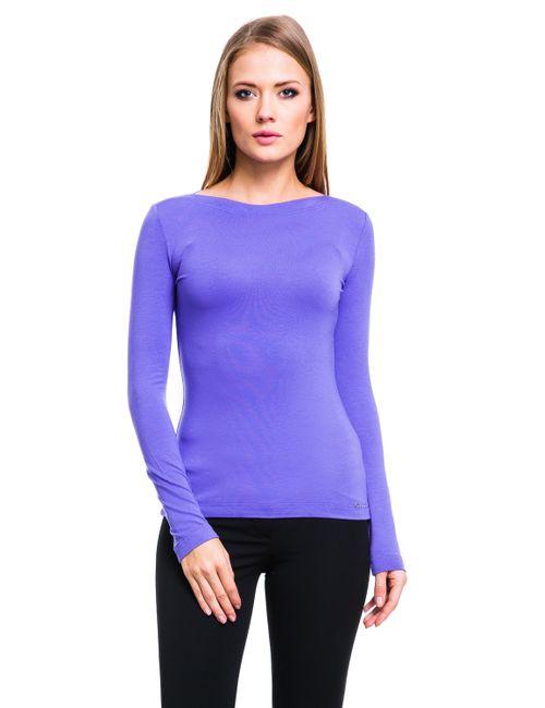 Mondigo | Женская Фиолетовая Кофточка 405