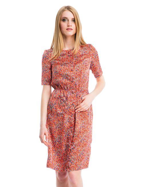 Mondigo | Женское Розовое Платье 5198