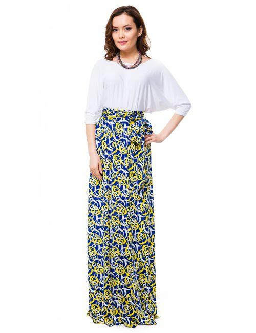 Mondigo | Женское Синее Платье 7048