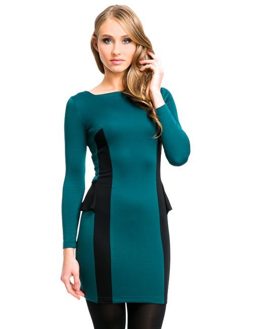 Mondigo   Женское Болотное Платье 5052