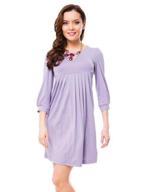 Mondigo | Женское Фиолетовое Платье 6011