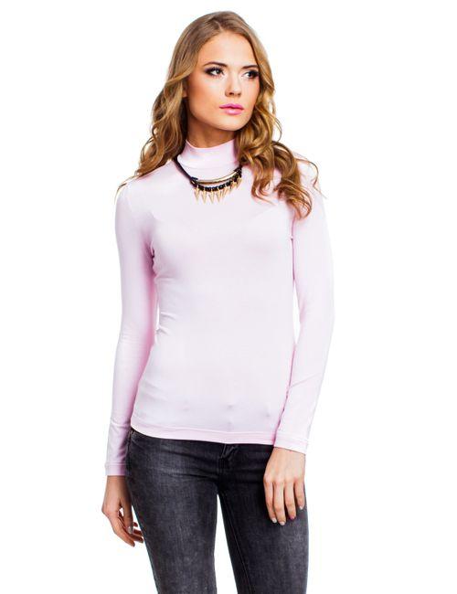 Mondigo | Женская Розовая Водолазка 036