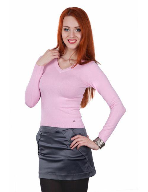 Mondigo | Женский Розовый Джемпер 9131