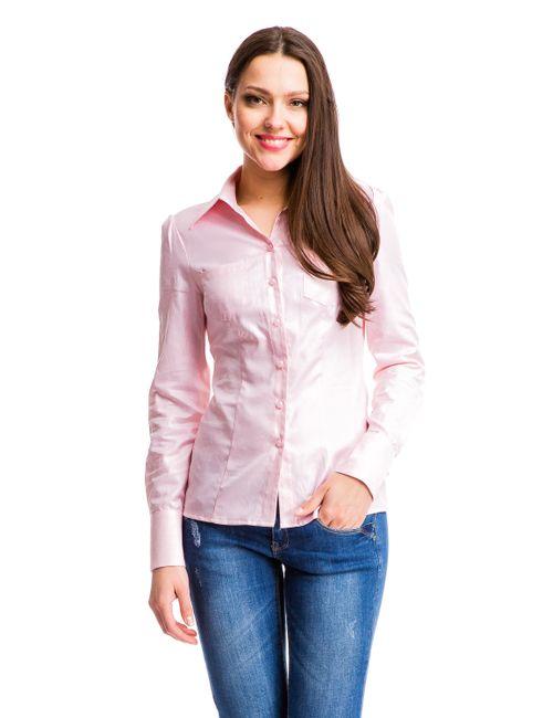 Mondigo | Женская Розовая Блузка 6066