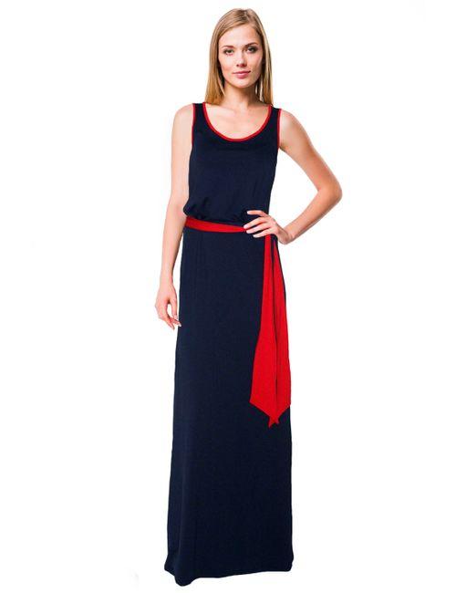 Mondigo | Женское Синее Платье 7041