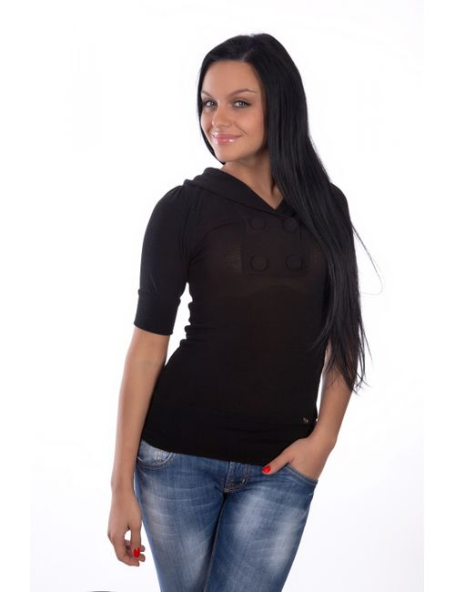 Mondigo | Женская Черный Кофточка 9917