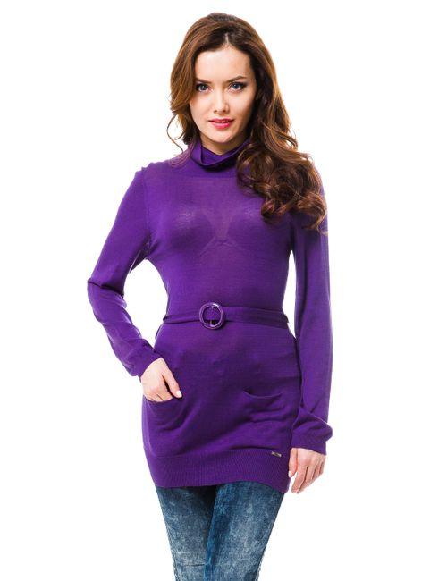 Mondigo | Женская Фиолетовая Туника 9727