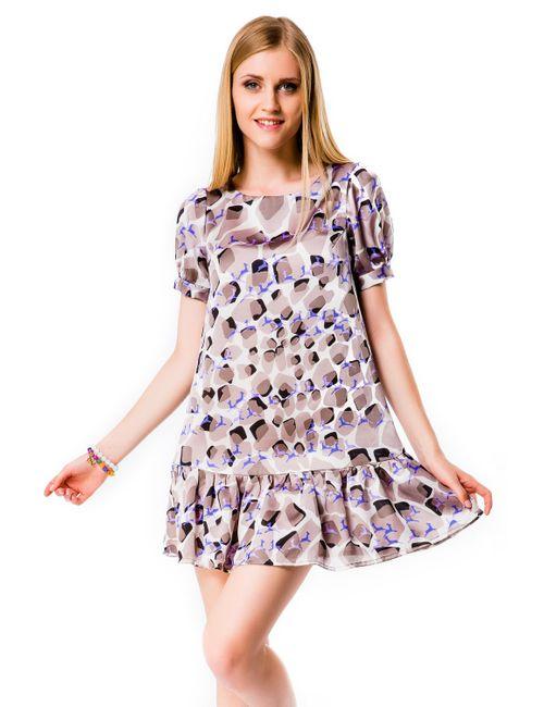 Mondigo | Женское Какао Платье 5106