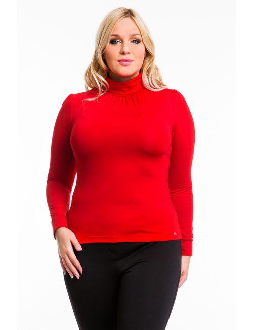 Mondigo | Женская Красная Водолазка Xl 146