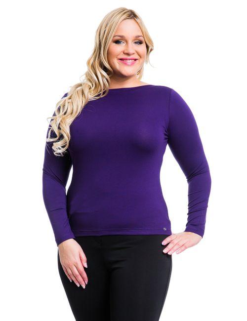 Mondigo   Женская Фиолетовая Кофточка Xl 405