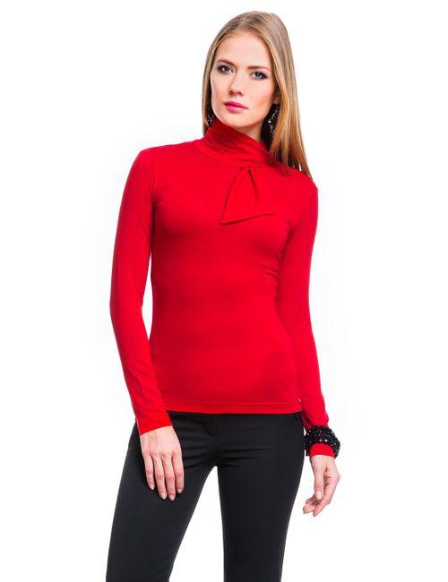 Mondigo | Женская Красная Водолазка 7013