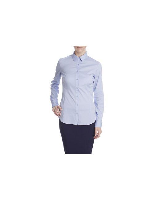 MOTIVI | Женская Бежевая Рубашка С Длинными Рукавами И С Тесьмой