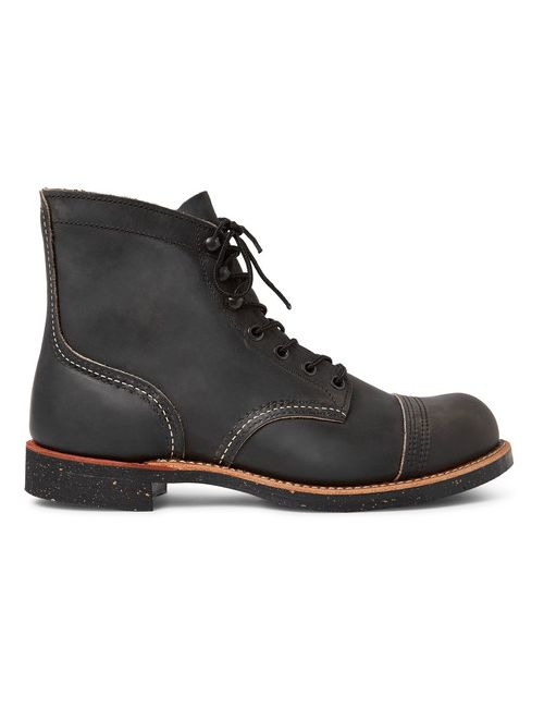 Red Wing Shoes | Iron Ranger Distressed Leather Boots