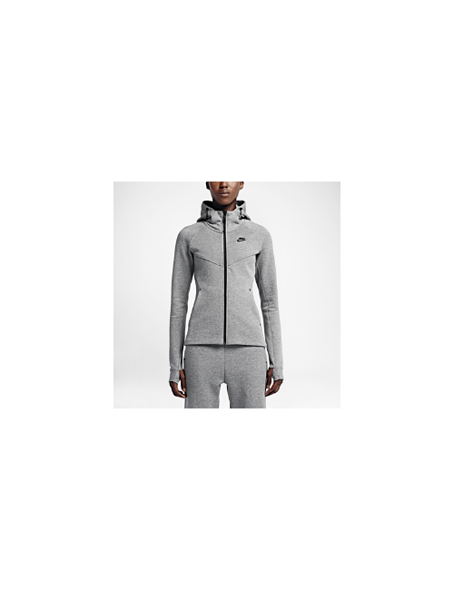 Nike | Женская Куртка Tech Fleece Windrunner Full-Zip