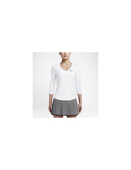 Nike | Женский Теннисный Топ Court Pure