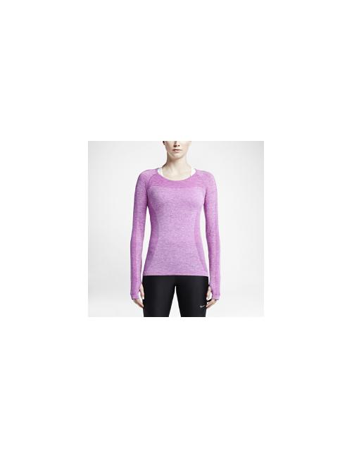 Nike   Женский Топ Для Бега Dri-Fit Knit