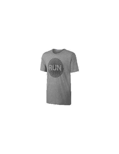 Nike | Мужская Футболка Run On Amp On