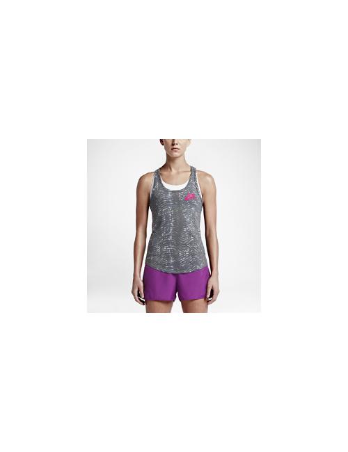 Nike | Женский Топ Для Бега Run Flow Print