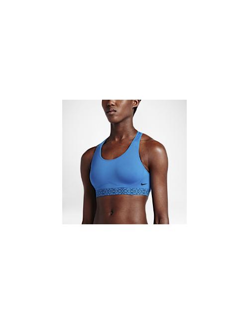 Nike | Спортивное Бра Pro Fierce Starglass