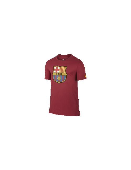 Nike | Мужская Футболка Fc Barcelona Crest