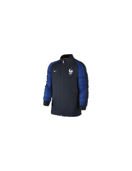 Nike   Мужская Мужская Куртка Fff Authentic N98