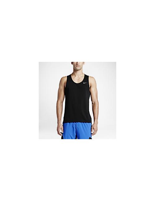 Nike | Мужской Топ Для Бега Dri-Fit Contour