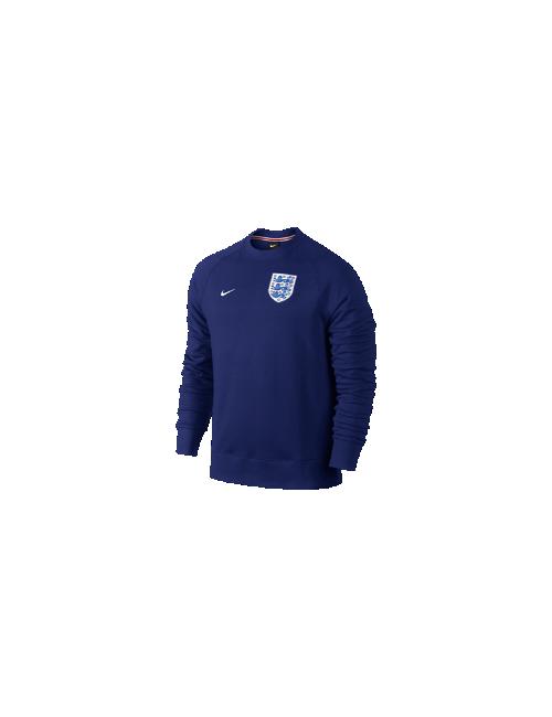 Nike | Мужская Мужская Толстовка England Aw77 Authentic Crew