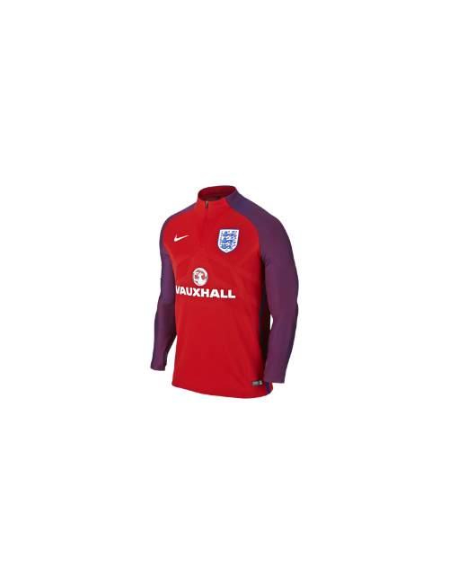 Nike | Мужская Мужская Футбольная Майка England Strike Drill