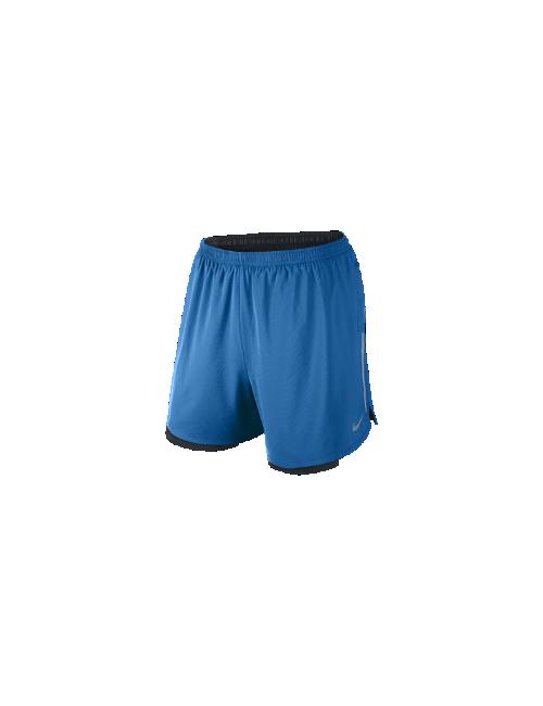 Nike | Мужские Шорты Для Бега Phenom 2-In-1 125 См
