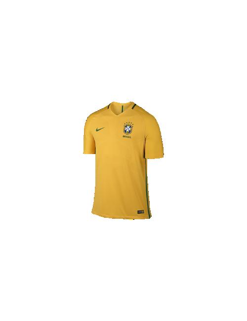 Nike | Мужская Футбольная Джерси 2016 Brazil Cbf Match
