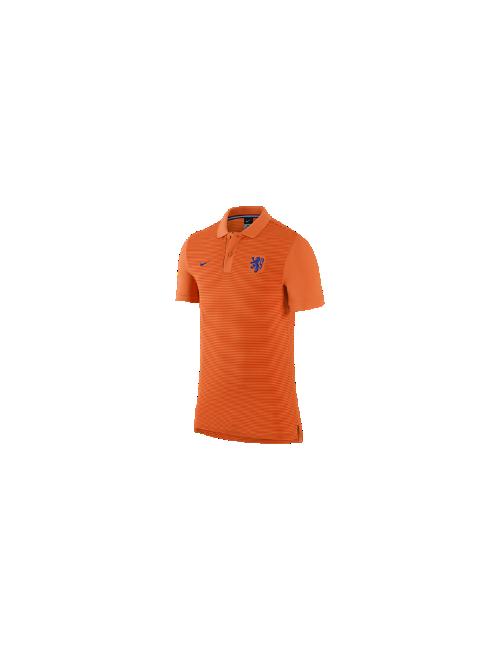 Nike | Мужская Футболка-Поло Netherlands Authentic Slim
