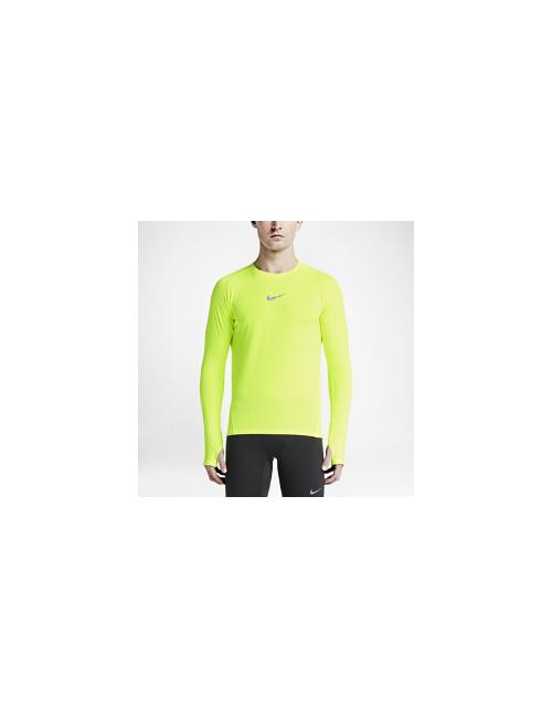 Nike | Мужская Мужская Футболка Для Бега Aeroreact