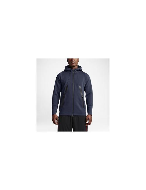 Nike | Мужская Баскетбольная Худи Air Jordan Lite Fleece Full-Zip