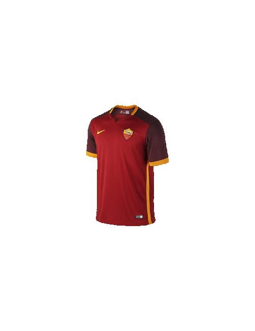 Nike   Мужская Футбольная Джерси 2015/16 Roma Stadium Home