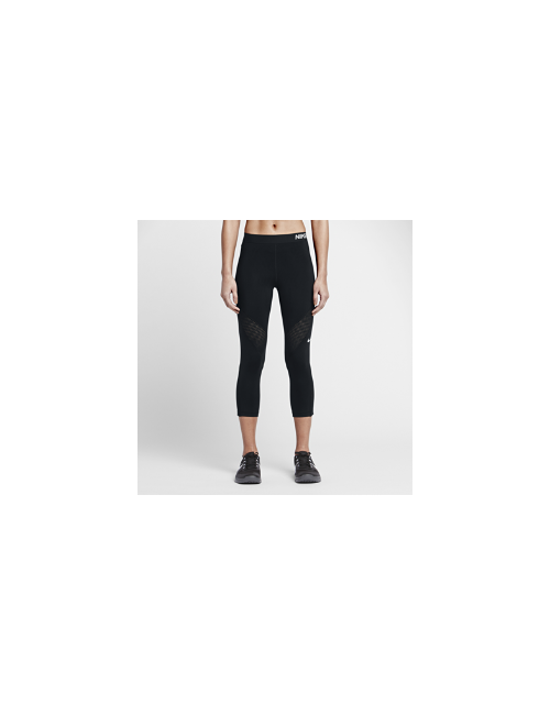 Nike   Женские Женские Тренировочные Капри Pro Hypercool