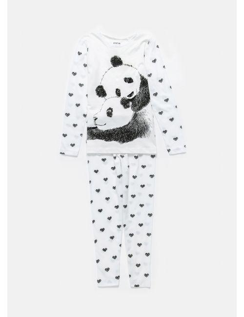 OSTIN | Уютная Пижама С Изображением Панды