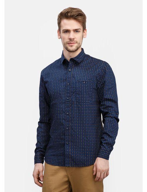 OSTIN | Мужская Рубашка В Геометрический Принт