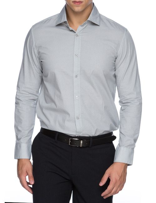 OSTIN   Мужская Рубашка Мужская