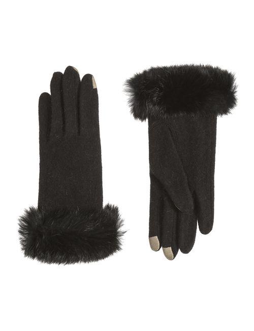 OSTIN | Теплые Шерстяные Перчатки Для Сенсорных Экранов