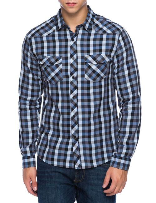 OSTIN | Мужская Рубашка В Клетку Vichy