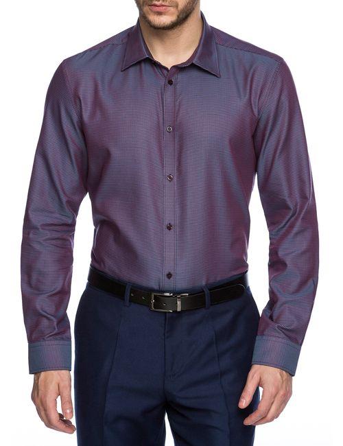 OSTIN   Мужская Рубашка С Принтом В Подарочной Упаковке