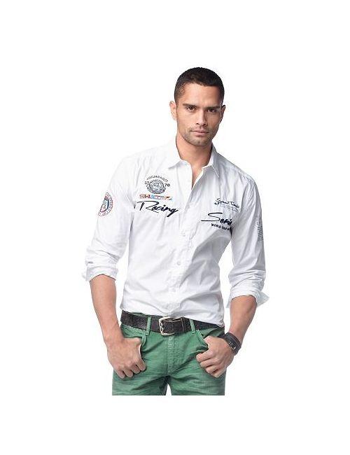 JOHN DEVIN   Мужская Рубашка
