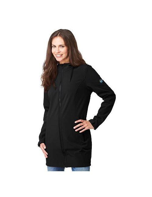 POLARINO | Женское Пальто Из Софтшела