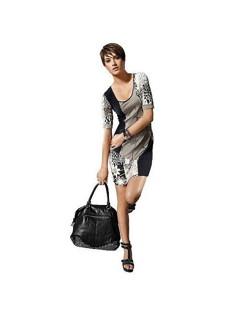 ALBA MODA | Женское Платье С Рисунком
