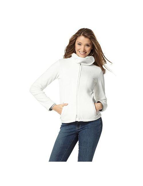 FLG FLASHLIGHTS | Женская Короткая Куртка Из Флиса