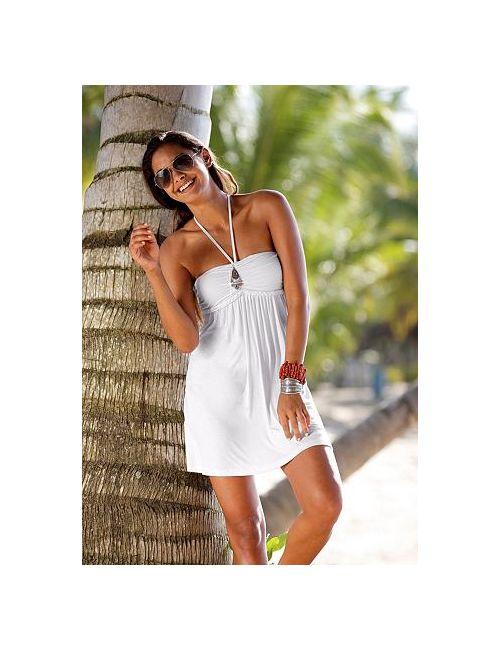 LASCANA | Женское Платье Для Пляжа С Бретелью Петлёй