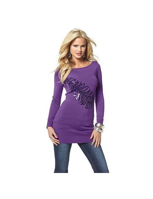 Melrose | Женский Длинный Пуловер